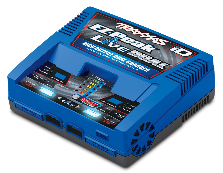 12 V Port Traxxas ID-Chargeur 2 A 5 et 6 cellules NiMH