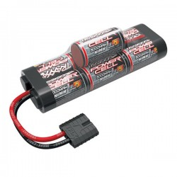 TRAXXAS ACCU 8.4V POWER CELL 5000MAH NIMH HUMP ID 2961X