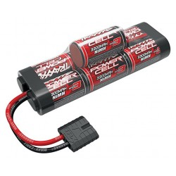 TRAXXAS ACCU 8.4V POWER CELL 3300 MAH NIMH HUMP ID 2941X