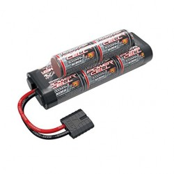TRAXXAS ACCU 9.6V POWER CELL 5000MAH NIMH HUMP ID 2963X