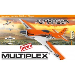 Multiplex RR FunRacer Edition Orange