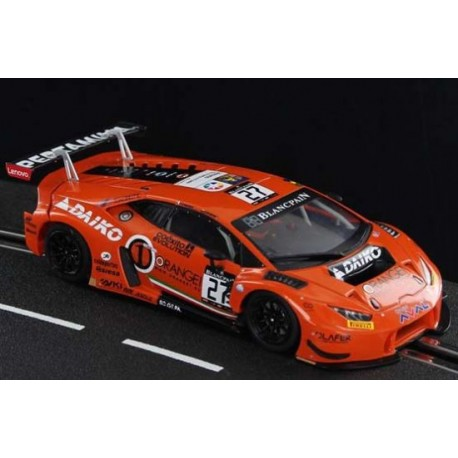 Sideways Lamborghini Huracan GT3 Orange édition SWCAR01D