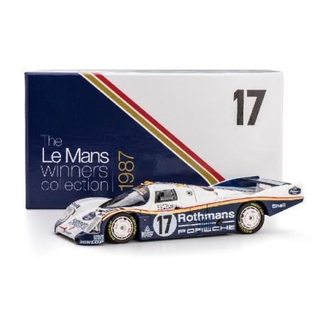 Slot.it CW20 Porsche 962C 85 1st n.17 Le Mans 1987