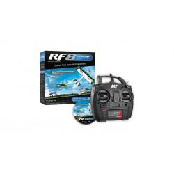 REALFLIGHT RF8 AVEC INTERLINK-X RFL1000
