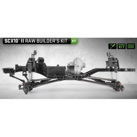 AXIAL SCX10 II RAW BUILDERS KIT AXI90104