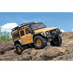Traxxas TRX-4 Land Rover Defender Crawler, Trophy Edition Limited TRX82056-4C