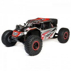 Losi Super Rock Rey: 1/6 4wd RTR AVC RockRacer-Raceline LOS05016