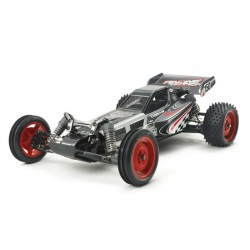 TAMIYA BUGGY DT-03 RACING FIGHTER BLACK EDITION KIT 84435