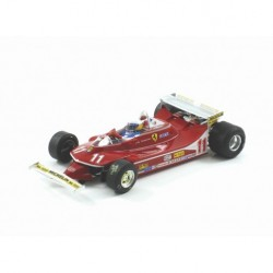 SRC Ferrari 312 T4 1st GP Monaco 1979 - Jody Scheckter