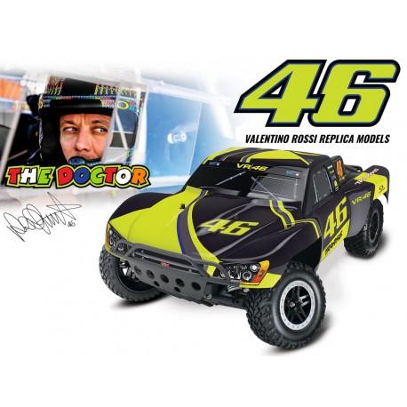 Traxxas Traxxas Slash TQ 2.4GHz VR46 Valentino Rossi edition TRX58034-1VR46