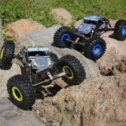 ECX 1/18 4WD TEMPER GEN 2, BRUSHED