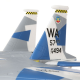 E-flite F-15 EAGLE 64MM EDF BNF WITH AS3X AND SAFE SELECT - EFL9750