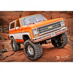 Traxxas TRX-4 Chevy K5 Blazer Crawler TQi XL-5 (no battery/charger)