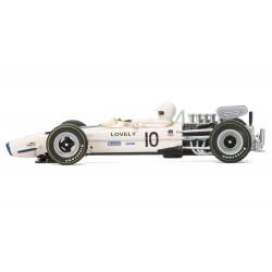 Scalextric 3707 Legends Team Lotus 49 - Pete Lovely ed.limitée