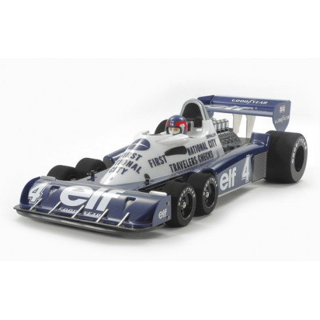 Tamiya Tyrrell P34 Monaco GP F103 47392