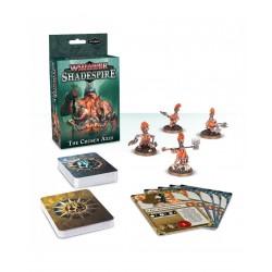 Warhammer Underworlds Shadespire : Les Haches Élues 110-06-01