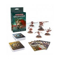 Warhammer underworlds Shadespire : Nuée de Spiteclaw 110-05-01