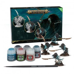 Warhammer Age of Sigmar - Nighthaunt (Set de peinture et figurines) 60-09-17