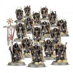 Warhammer Age of Sigmar - Chaos Warriors Regiment 83-06