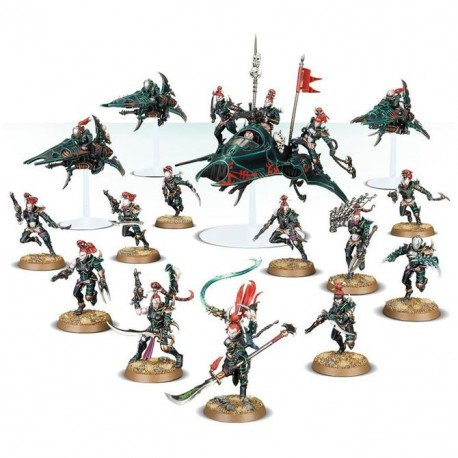 Warhammer 40K : Start Collecting - Drukhari 70-45