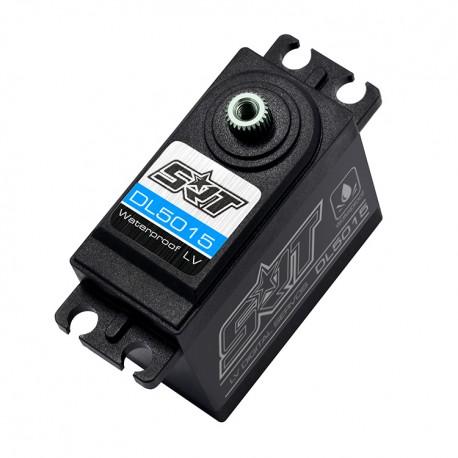 SRT - Servo DL5015 - Digital - 15kg/0.13sec@6.0V - Waterproof -
