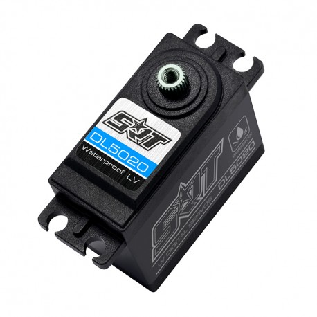 SRT - Servo DL5020 - Digital - 20kg/0.16sec@6.0V - Waterproof -