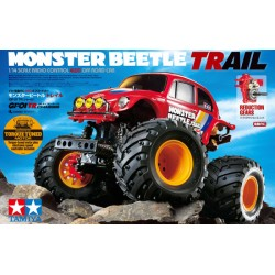 Tamiya Monster Beetle Trail GF01 TR 58672
