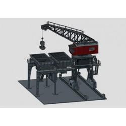 Marklin 76510 Grosse installation de ravitaillement en charbon.