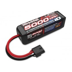 Traxxas Power Cell LiPo 5000mAh 14.8V 4S 25C TRX2888X