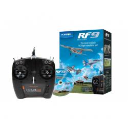 REALFLIGHT RF9 EDITION HORIZON HOBBY AVEC CONTRÔLEUR SPEKTRUM - RFL1100
