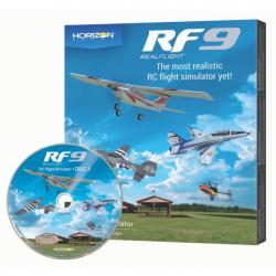 REALFLIGHT 9 HORIZON HOBBY EDITION LOGICIEL SEUL - RFL1101