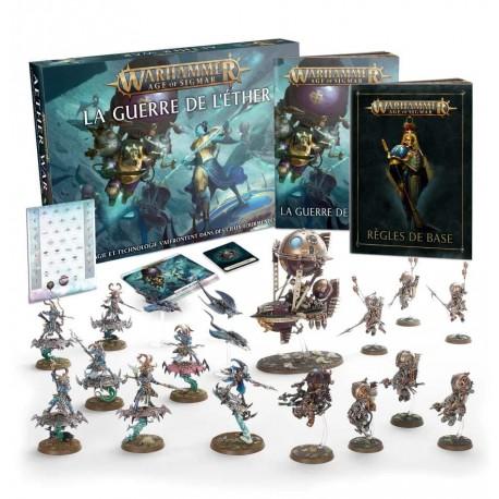 Warhammer 40000 La Guerre de l'Éther