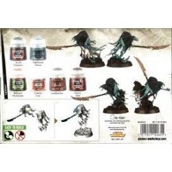 Warhammer Age of Sigmar Nighthaunt + Set de peinture
