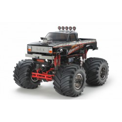 Tamiya Super Clod Buster Black Edition 47432
