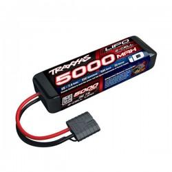 Batterie traxxas li-po 5000mah 7,4v 2s courte TRX2842X