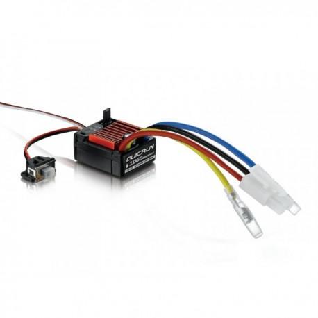 Hobbywing QUICRUN ESC 1060 BRUSHED 60A SBEC FOR 1/10 HW30120201