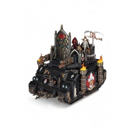 Warhammer 40000: immolator