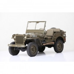 RocHobby 1/6 1941 MB SCALER ARTR CAR KIT (RS VERSION) ROC001RS