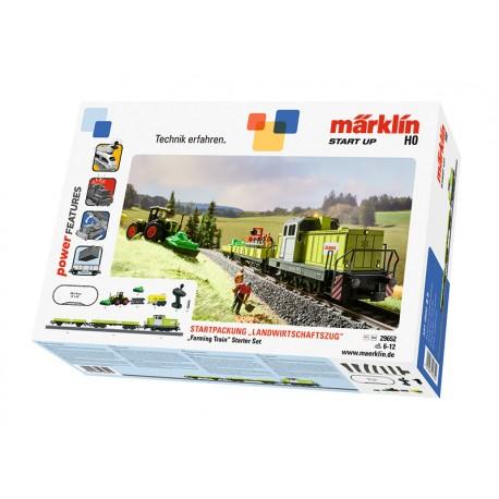 """Marklin 29652 Start up - coffret de départ """"Train agricole"""""""