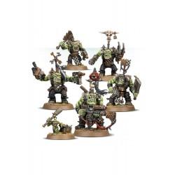 Warhammer 40000 Ork Nobz