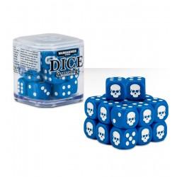 Citadel 20 dés de 6 côtés (bleu)