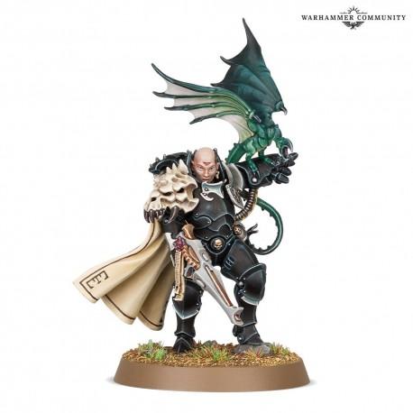 Warhammer 40k Ordo Xenos Lord Inquisitor Kyria Draxus