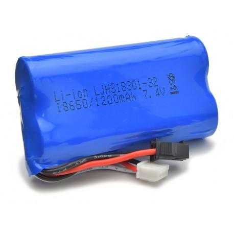 Absima Li-Ion Battery Pack (7.4 1200mAh)