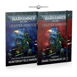 Chapter Approved: Pack de Missions Grand Tournament 2020 et Inventaire du Munitorum