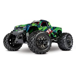Traxxas Hoss 1/10 Scale 4WD Brushless Electric Monster Truck, VXL-3S, TQi TRX90076-4