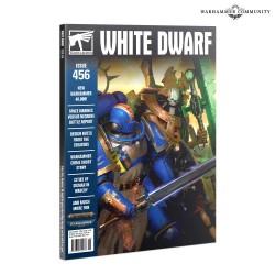 Warhammer White Dwarf 455