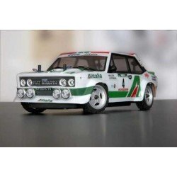 Rally Legends Fiat 131 Rally Alitalia RTR with Lights