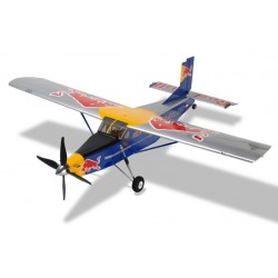 Flitework Midi Pilatus PC6 Red Bull