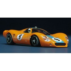 NSR Ford P68 Limited Orange Edition