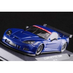 NSR Corvette C6R Test Car Blue